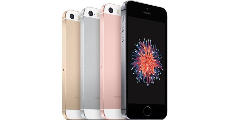 iPhone SE : un modèle aussi puissant que l'iPhone 7 pour 2018 ?