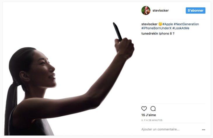 iPhone 8 : la reconnaissance faciale serait extrêmement rapide