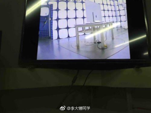 televiseur apple weibo fuite - Téléviseur Apple : de curieuses photos relancent la rumeur
