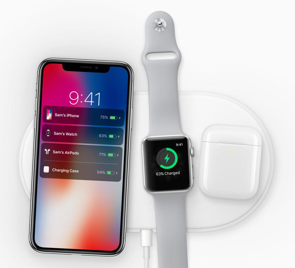 AirPower Apple 1024x931 - AirPods : Apple prépare un boîtier compatible avec la recharge sans fil