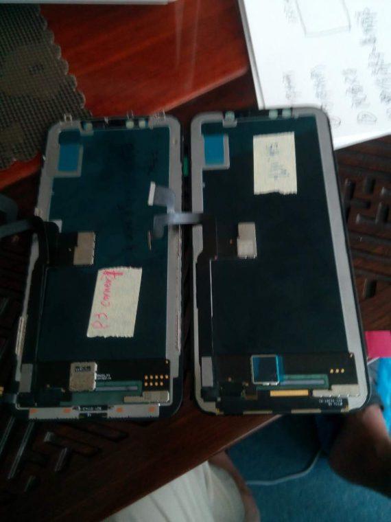 iPhone 8 : des photos de l'écran et du circuit imprimé ?