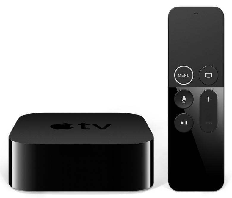 apple tv 4k officielle - Keynote : Apple officialise l'Apple TV 4K
