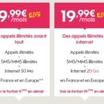 forfaits sosh orange 21 septembre 2017 150x150 - Forfait RED : tous les forfaits RED by SFR