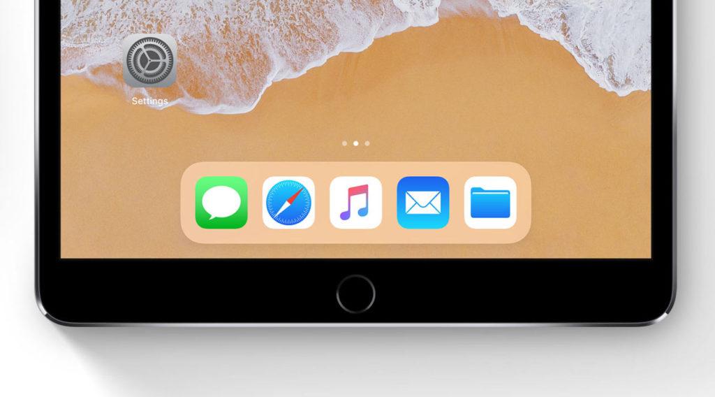 iPhone 8 : des gestuelles pour pallier l'absence du bouton Home