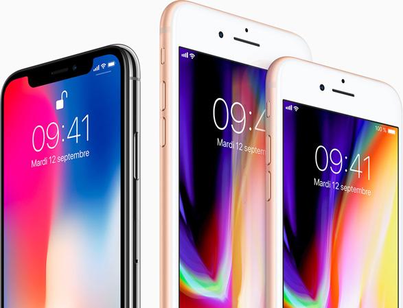 iPhone : un modèle avec un écran LCD supérieur à 6 pouces en 2018 ?