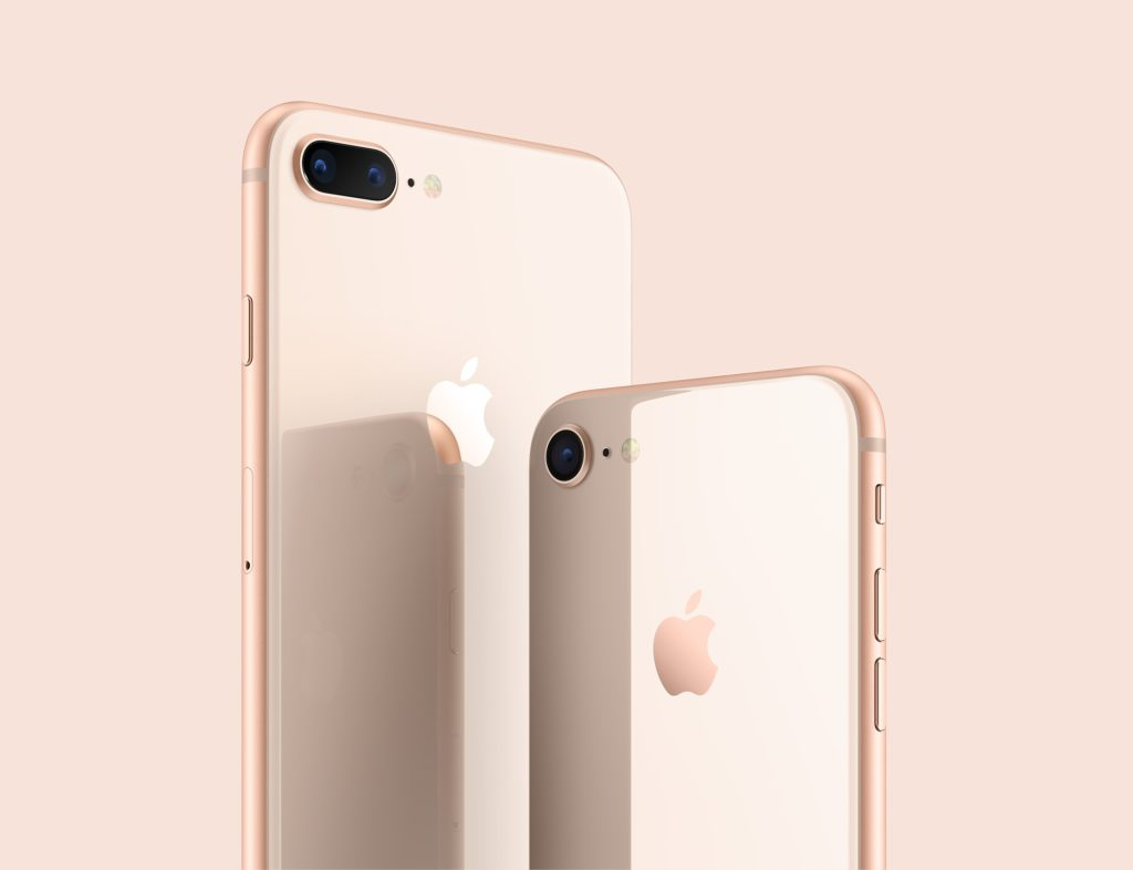 Keynote : Apple présente l'iPhone 8 et l'iPhone 8 Plus