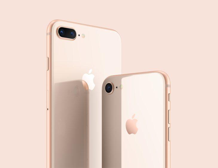 Keynote : Apple présente l'iPhone 8 et l'iPhone 8 Plus