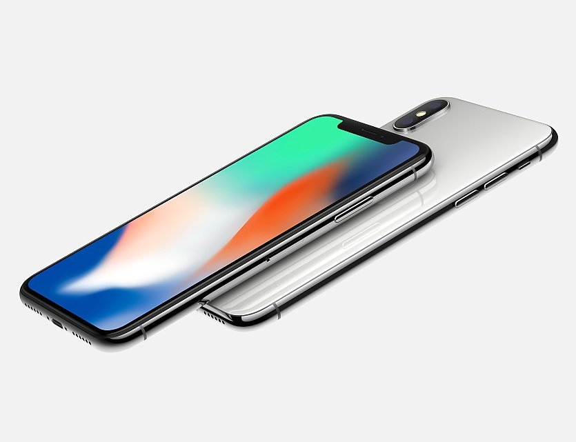 iPhone X, iPhone 8 & iPhone 8 Plus : les prix officiels en euros