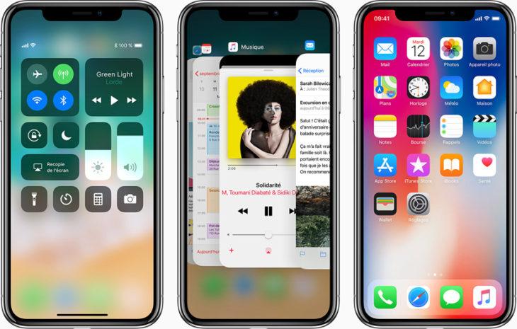 iPhone X : lancement de la production mi-octobre et stock limité ?
