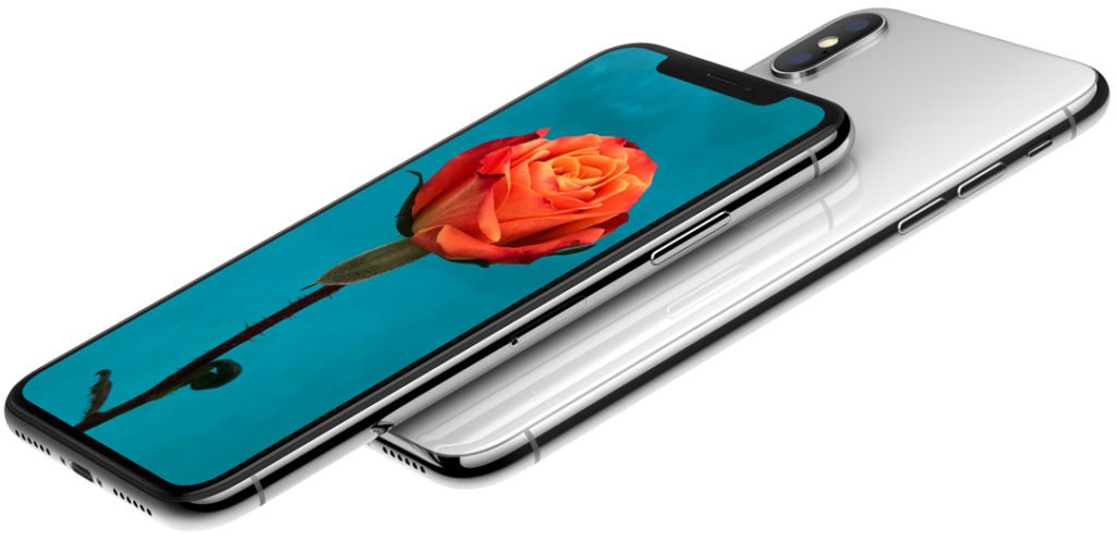 iphone x rose 1024x497 - iPhone X : coût de production de 581$, marge réduite pour Apple ?