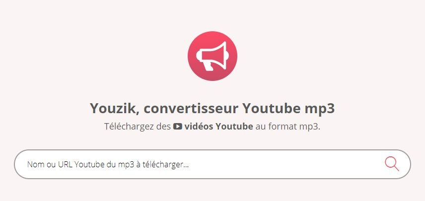 youzik - Youzik : le meilleur successeur de Youtube-MP3 !