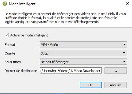 4k video downloader 4 - 4K Video Downloader : télécharger des vidéos YouTube gratuitement