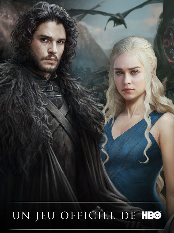 Game of Thrones : Conquest disponible sur iOS et Android