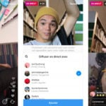 Instagram Video Direct Ami 150x150 - Facebook : Riff, une application de vidéos entre amis sur iPhone
