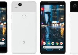 Google dévoile les Pixel 2 & Pixel 2 XL, concurrents des iPhone 8 & 8 Plus