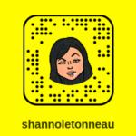 Snapchat Shanna Kress : compte officiel