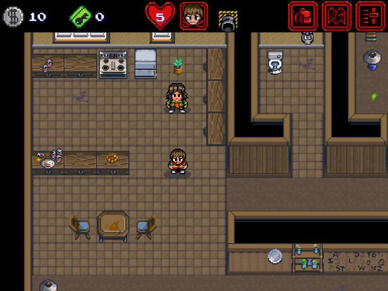 Jeu du jour : Stranger Things : The Game (iPhone & iPad)