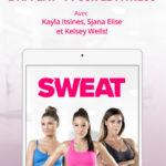 Sweat Kayla Itsines Fitness 150x150 - App du jour : Bring! Liste de courses (iPhone & iPad - gratuit)