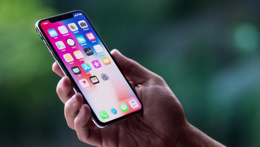 iPhone X 5,8 pouces de 2018 : une version moins chère à fabriquer ?