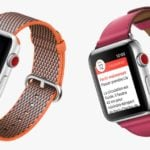 apple watch series 3 cellulaire 150x150 - Apple : rachat de LuxVue Technology, spécialiste des micro-LED