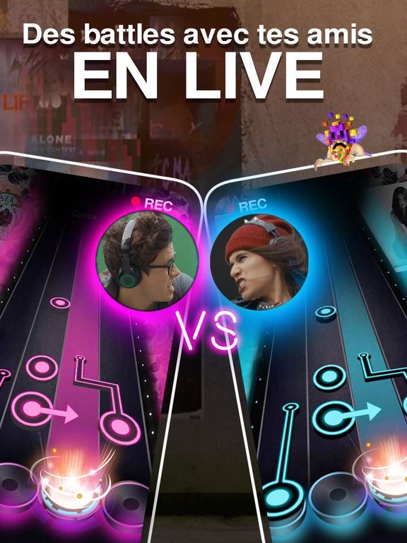 beat fever jeu - Jeu du jour : Beat Fever : Jeu Musical (iPhone & iPad)