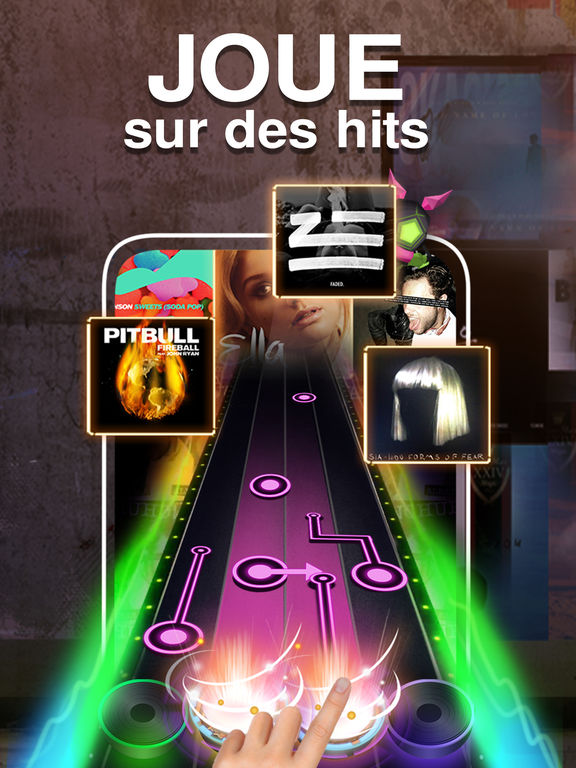 beat fever - Jeu du jour : Beat Fever : Jeu Musical (iPhone & iPad)
