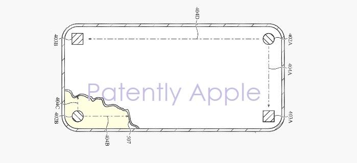 brevet apple iphone detection ecran casse - Brevet : l'iPhone pourrait avertir l'utilisateur lorsque l'écran doit être réparé