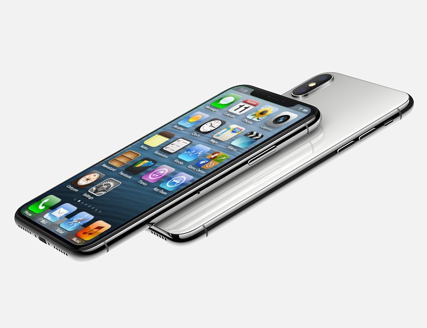 concept iphone x ios 6 2 - Concept : un iPhone X non pas sous iOS 11, mais sous iOS 6 !
