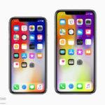 iPhone X Plus (2018) : un premier concept avec un écran de 6,4 pouces