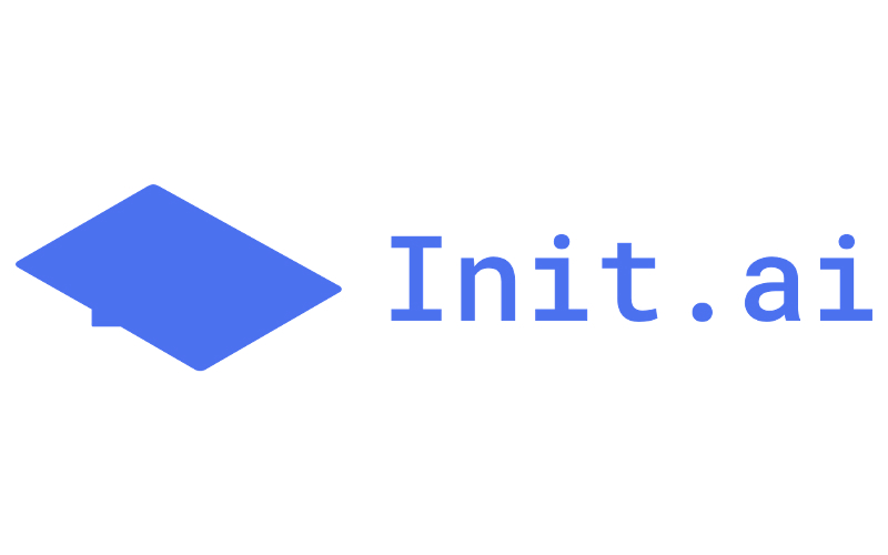 init ai logo - Intelligence artificielle (IA) & Siri : Apple s'offre la start-up Init.ai