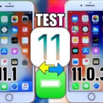 ios 11 1 vs ios 11 0 3 autonomie 150x150 - iPhone : Apple accusé de surestimer l'autonomie de ses batteries