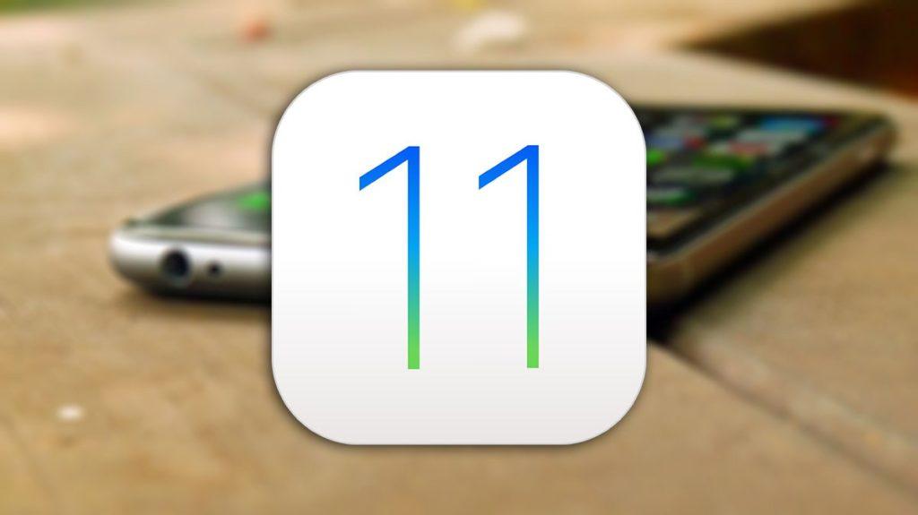 ios 11 1024x575 - iOS 11 : une faille permet d'accéder aux photos d'un iPhone verrouillé