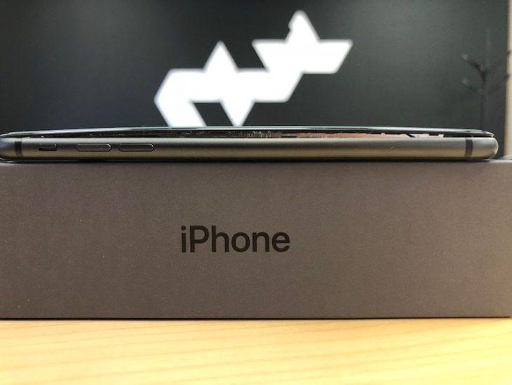 iPhone 8 Plus : plusieurs cas d'écran se détachant du châssis
