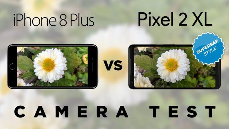 iPhone 8 Plus vs Pixel 2 XL : quel smartphone fait les meilleures photos ?