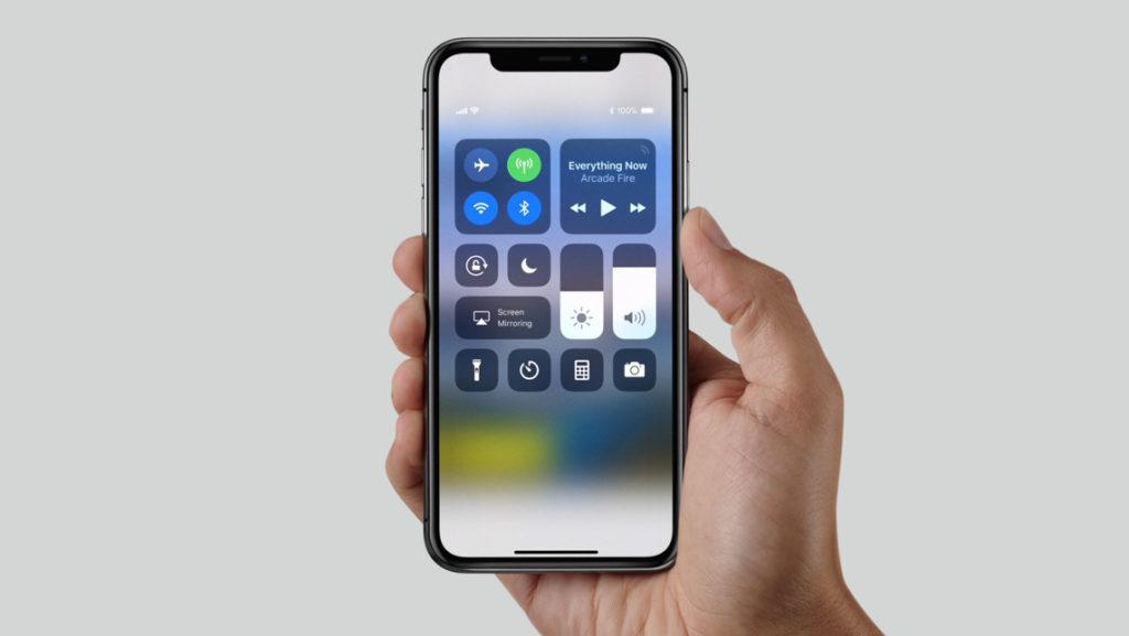 iphone x 1 1024x577 - iPhone X : une première livraison de 46 500 unités envoyées à Apple