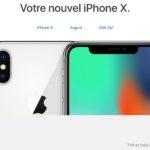 iPhone X : 57% des futurs acheteurs choisiront un modèle 256 Go
