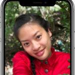iphone x femme asiatique 150x150 - iPhone : Apple a déposé une demande pour tester la 5G