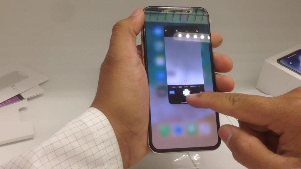 iPhone X : la première vidéo de déballage nous vient du Mexique