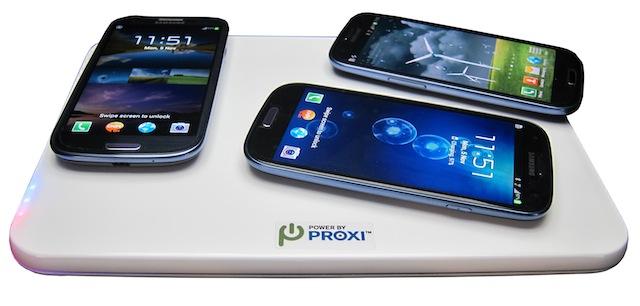 powerbyproxi smartphones - Apple rachète le spécialiste de la recharge sans fil PowerbyProxi