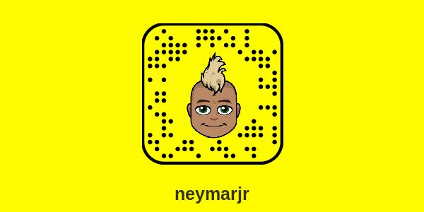 snapchat neymar jr e1510171117650 - Snapchat Neymar Jr : compte officiel