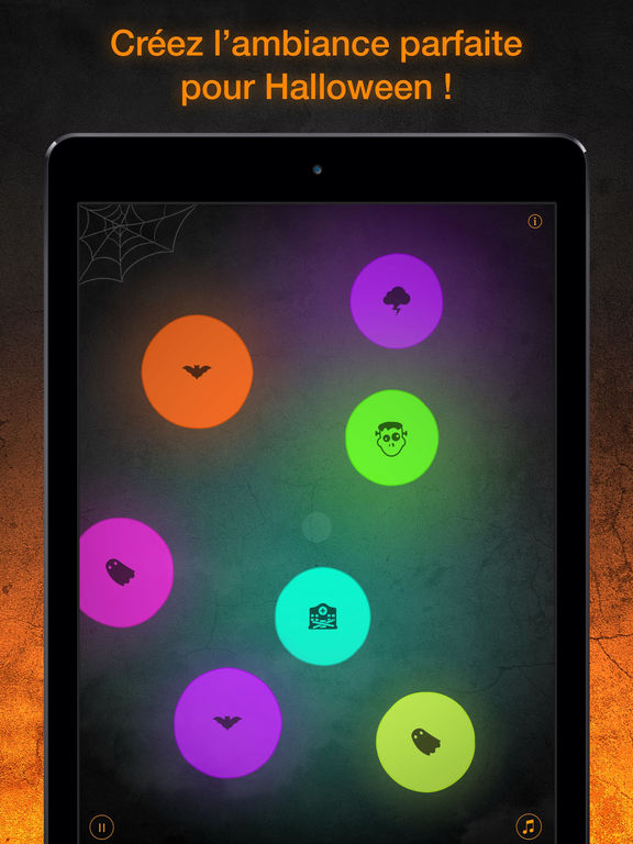taomix halloween - App du jour : TaoMix Halloween (iPhone & iPad)