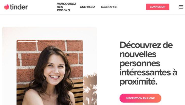 Tinder propose enfin de matcher depuis son ordinateur en France !