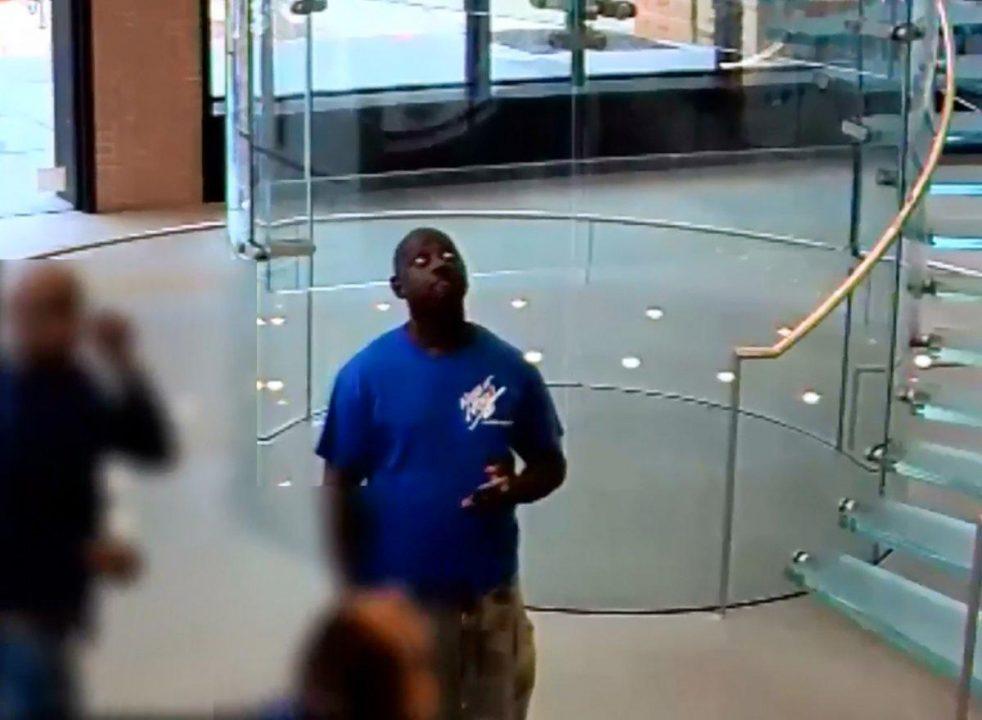 voleur iphone apple store new york - États-Unis : 58 000 dollars d'iPhone volés dans un Apple Store
