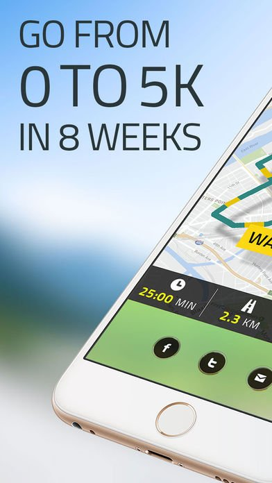 5K Runner Couch Potato to 5K - Running : 6 apps iPhone pour améliorer vos performances de courses