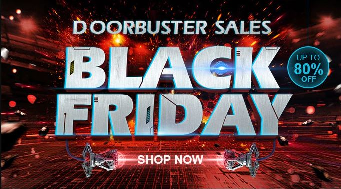 Black Friday 2017 Gearbest : des promotions folles sur la high-tech