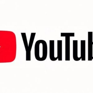 YouTube Logo 2017 300x300 - App Store : Youtube adopte le clavier iOS 7