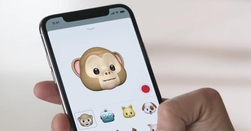 apple iphone x animoji 1024x536 - iPhone X : l'app AnimojiStudio permet de créer des Animoji illimités