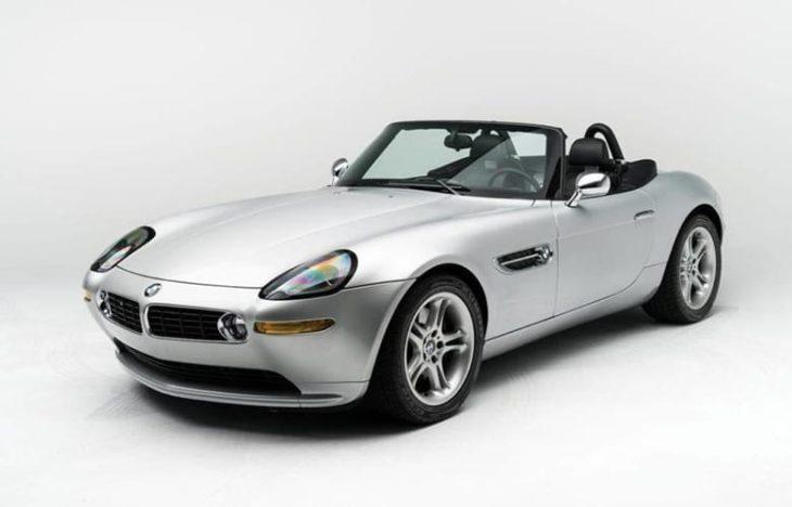 La BMW Z8 de Steve Jobs bientôt mise aux enchères