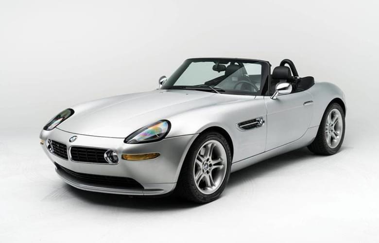 bmw z8 steve jobs - La BMW Z8 de Steve Jobs bientôt mise aux enchères
