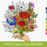 App du jour : Colorfy : jeux de coloriage (iPhone & iPad)